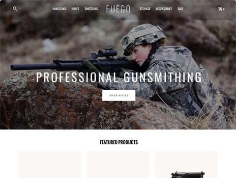 Phoenix | Ecommerce Templates by Volusion | SEO Friendly Free ...